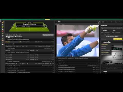 Video Live wetten fussball heute