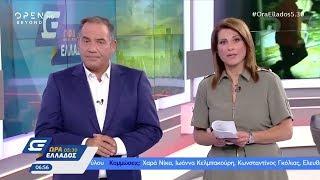 Ώρα Ελλάδος 05:30 11/7/2019 | OPEN TV