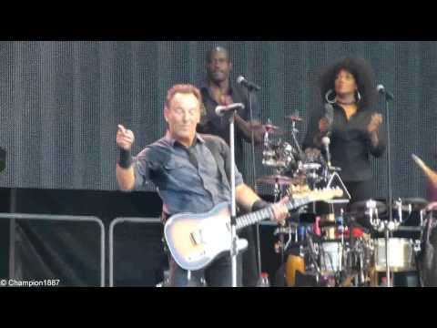 Bruce Springsteen & The E Street Band  You Never Can Tell rare song, Leipzig 07072013