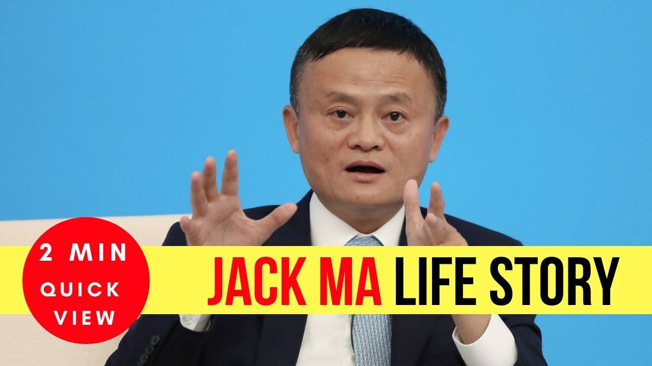 From $12 per month to $40 Billion Net worth- The legend of Jack Ma