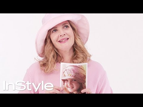 Drew Barrymore Looks Back on Life Growing up in the Spotlight | InStyle
