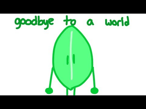 [BFDI] goodbye to a world (a very late 400+ subbo special)