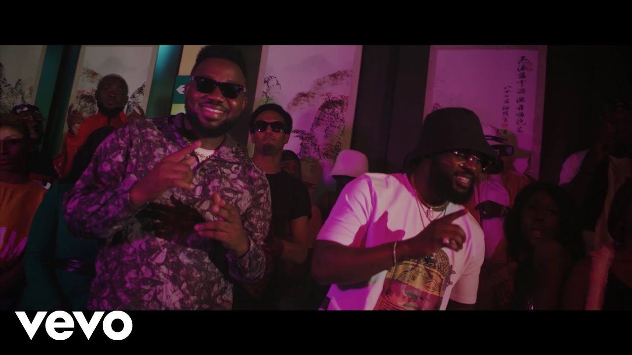 Download Magnito - If To Say I Be Girl Ehn [Official Video] ft. Falz