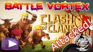 Clash of Clans Episode 4 - Base Under Attack