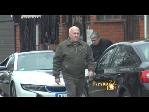 Sale Popović i njegov magacin skupocenih automobila