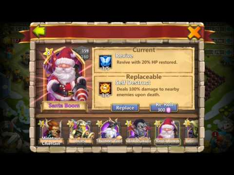 Castle Clash ROLLING $200 Worth Talents Unreal Luck Trying For Revite For Aries
