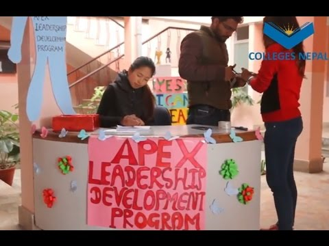 Apex College, Mid Baneshwor, Kathmandu Nepal