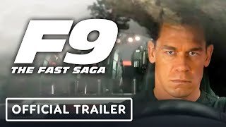 F9: Fast & Furious 9 - Official Big Game Spot (2021) Vin Diesel, Charlize Theron, John Cena