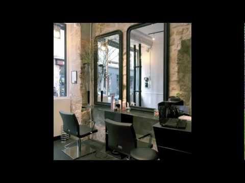r novation salon de coiffure youtube. Black Bedroom Furniture Sets. Home Design Ideas