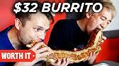$4 Burrito Vs. $32 Burrito