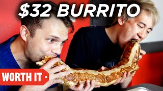 $4 Burrito Vs. $32 Burrito MP3