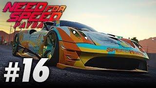 Need for Speed PAYBACK | Walkthrough - Part 16: NATALIA NOVA & 1% CLUB