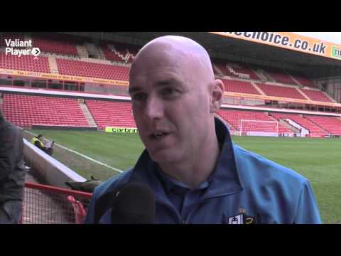 Freeview: Rob Page Post Walsall (A) 2015/16