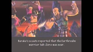 Обзор игры Mortal Kombat - Deception