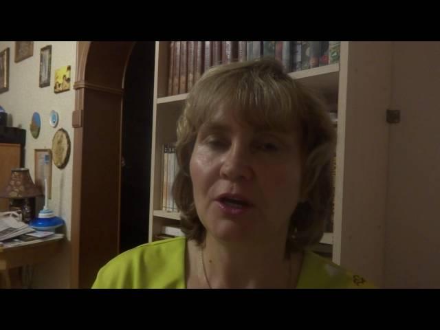 Валентина Саженина читает произведение «Слово» (Бунин Иван Алексеевич)