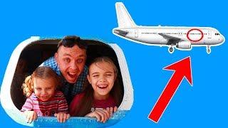 Melissa la AirShow   A intrat in Avion si in Cabina Pilotului   Vlog