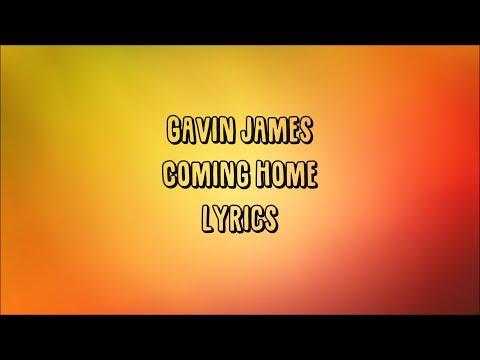 Gavin James - Coming Home JBX