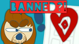 BANNED FROM ROBLOX UNDERTALE?! | YuB Animated