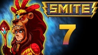 Pro Smite with Seamus - SMITE #7 - Cool Cats Match of the Day with Anhur