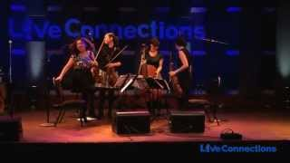 LiveConnections presents Andrew Lipke & the Aizuri Quartet with Denice Frohman (FULL CONCERT)
