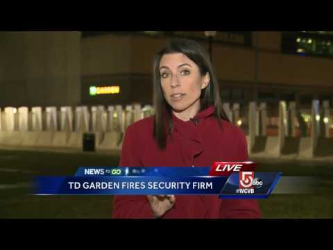 TD Garden ends relationship with security firm after alleged assault