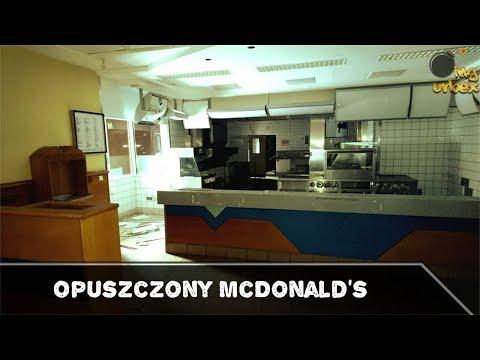 Opuszczona Restauracja McDonald's