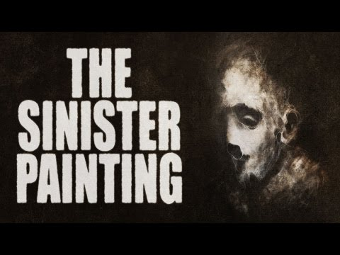 THE SINISTER PAINTING Greye La Spina | Classic Horror | Scary Stories + Creepypastas