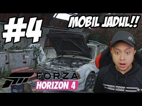 NEMU MOBIL KUNO DARI BARN FIND! - FORZA HORIZON 4 Indonesia #4