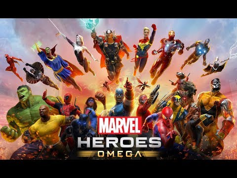 Marvel Heroes Omega Shutting Down | Stream VOD - Twitch.tv/Noobfridge