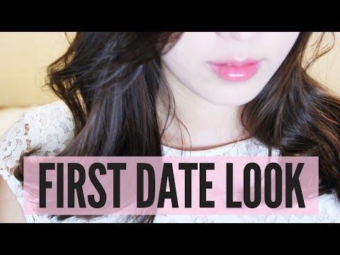Korean Style Valentines & First Date Makeup ♥ 강민경 st. 발렌타인데이 메이크업