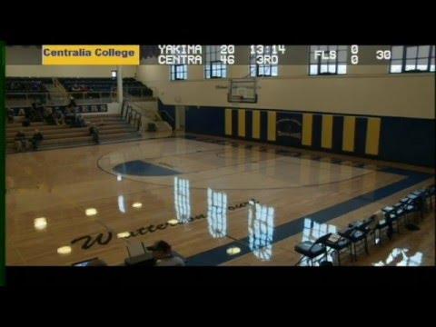Centralia College Women's Basketball Blazer Classic