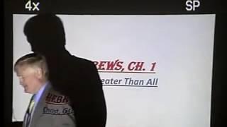 Hebrews 1-2:9: Christ Greater than All-Pastor Bill Hughes