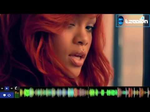 Rihanna Vs  Specialist - The Monster (DJ Tzealon Dancehall Remix)