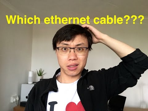 Cat5 vs Cat5e vs Cat6 vs Cat7 - The basic understanding of ethernet cables