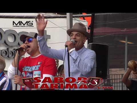 Frankie Vasquez Canta la Lengua @Salsa Festival Morrison Ave. Bronx New York