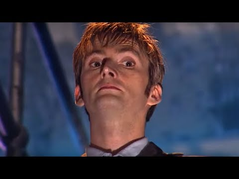 """Gallifrey!"" The Doctor vs Empress of the Racnoss 