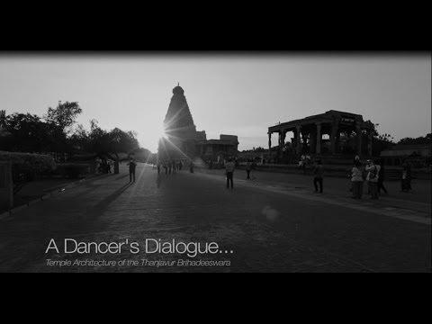 A dancer's dialogue with Tanjavur Brihadeeswarar Temple Architecture