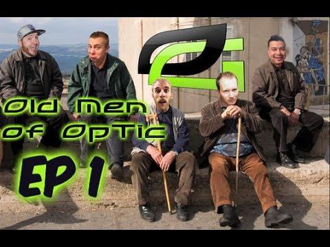 NEW GAMEBATTLES TEAM   Old Men Of OpTic W/HUTCH, Di3seL, Fwiz U0026 Jon3s!!    YouTube