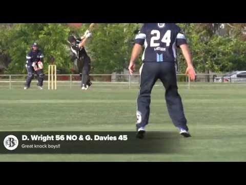 Twilight T20 - Round 1 vs Hoppers Crossing CC