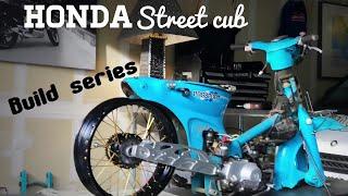 Honda Street Cub Build series: Episode 1 thumbnail