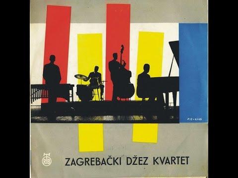 Zagrebački Džez Kvartet - S/T (FULL ALBUM, jazz, Croatia, Yugoslavia, 1960)