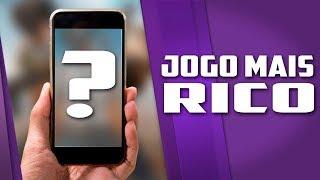 O jogo de celular mais RICO de TODOS, vai te surpreender