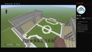 Minecraft tuto Ville   sure PS4