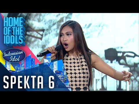 NOVIA - DESERT ROSE (Sting Ft. Cheb Mami) - SPEKTA SHOW TOP 10 - Indonesian Idol 2020