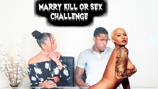 MARRY KILL OR SEX CHALLENGE!