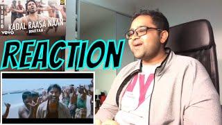 Cover images Kadal Raasa Naan Song Reaction   Maryan   Dhanush   A R Rahman   Yuvan Shankar Raja   DJ ALI