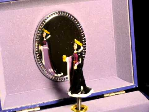 DISNEY EVIL QUEEN MUSIC JEWELRY BOX 2003 - YouTubeDisney Evil Queen Ring