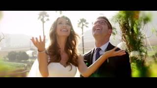 Романтичное свадебное видео в технике Slow motion(Slow motion или замедленная видеосъемка позволяет создавать потрясающие материалы, наполненные романтикой..., 2015-06-25T20:10:27.000Z)