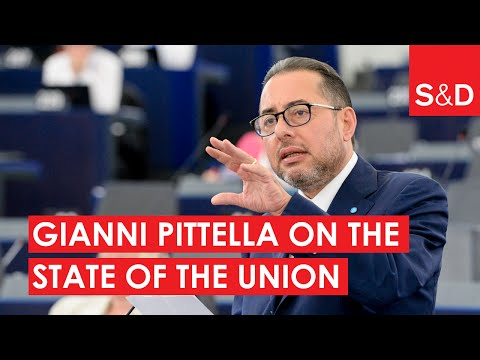Gianni Pittella on the State of the European Union