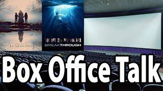 La Llorona Curses Away Shazam! - Box Office Talk